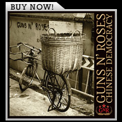 Purchase Chinese Democracy from Amazon